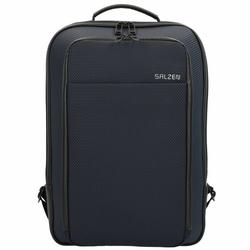 Salzen biznesowy Backpack Plecak biznesowy skórzany 43 cm knight blue