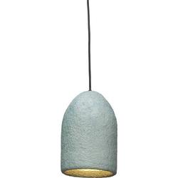Waldi Leuchten Bienenkorb 79001.0 Pendelleuchte LED E27 10W Türkis