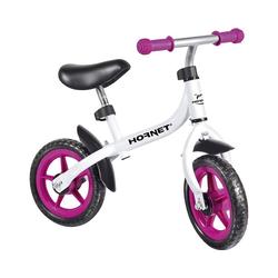 Hornet by Hudora Laufrad Hornet Laufrad Bikey 3.0 lila 10 Zoll
