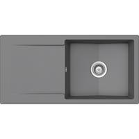 Schock Epure D-100L Einbau Croma + Excenterbetätigung