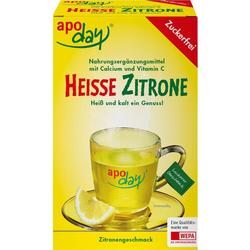 Apoday Heiße Zitrone Vit.C u.Calcium zuckerfrei