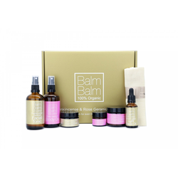 Frankincense Rose Geranium Gift Set