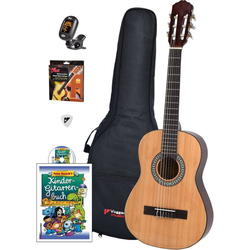 Voggenreiter Kindergitarre Voggys Kindergitarren-Set 1/2