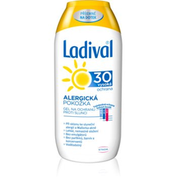 Ladival Allergic schützende Gel-Creme zum Bräunen gegen Sonnenallergie SPF 30 200 ml