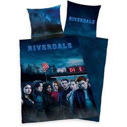 Wendebettwäsche Riverdale, mit tollem Riverdale-Motiv
