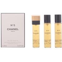 Chanel N°5 Eau de Toilette Nachfüllung 3 x 20 ml