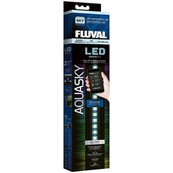 FLUVAL LED Aquariumleuchte FL AquaSky LED 2.0, 53-83 cm, 16 W