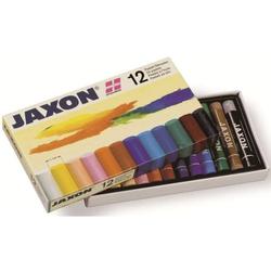 JAXON 47412 12er Et Pastell Ölkreide sort.