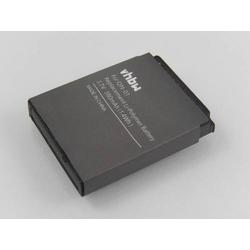 vhbw Li-Polymer Akku 380mAh (3.7V) für Smart Watch Simvalley PW-430, PW-430.mp, PW-440 wie PX8914-944.