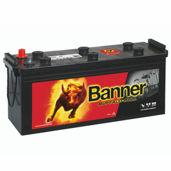 Banner Buffalo Bull HD 64035 140Ah LKW Batterie