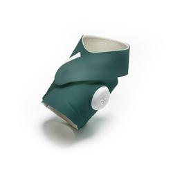 Owlet Accessory Fabric Socks for Smart Sock 3 Baby Monitor - Deep Sea Green