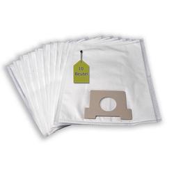 eVendix Staubsaugerbeutel Staubsaugerbeutel ähnlich Menalux 2201 P, 10 Staubbeutel, passend für Menalux