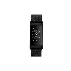 FitBit charge 4 Fitnesstracker schwarz, grau