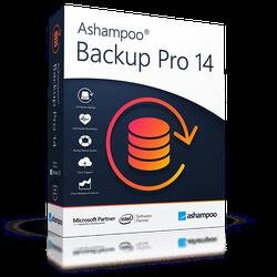 Ashampoo Backup Pro 14 Download