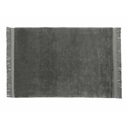 HAY Teppich Raw grau, Designer HAY Studio, 0x170x0 cm