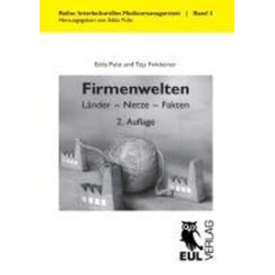 Firmenwelten als Buch von Edda Pulst/ Teja Finkbeiner