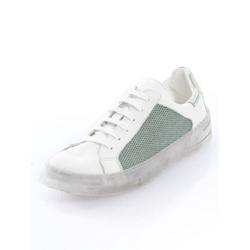 Alba Moda Sneaker mit außergewöhnlicher Sohle weiß 38