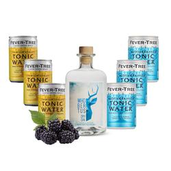 Whobertus Dry Gin & Fever Tree Tasting Mix