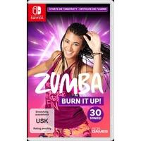 Zumba Burn It Up! (USK) (Nintendo Switch)