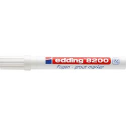 edding Fugenmarker 8200 weiß 2-4mm