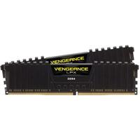 Corsair Vengeance LPX CMK32GX4M2E3200C16 Speichermodul 32 GB DDR4-3200 Kit Schwarz