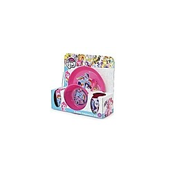 Jamara My Little Pony Kinder Geschirrset