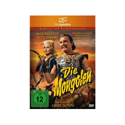 Die Mongolen-Der Raubzug des Dschingis Khan DVD