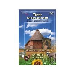 Tiere auf dem Bauernhof DVD