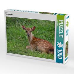 Bambis Welt Lege-Größe 64 x 48 cm Foto-Puzzle Bild von Heike Hultsch Puzzle