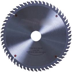 CONNEX Kreissägeblatt Handkreissägeblatt, HM, fein, Ø 210 mm grau