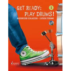 Get Ready: Play Drums! Band 1