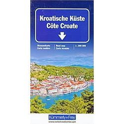 Kroatische Küste - Buch