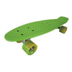MTS 500211 - Streetsurfing Beach Board 22 Skateboard California Dream Grün
