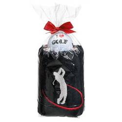 Golfgeschenk Handtuch-Ball Drive