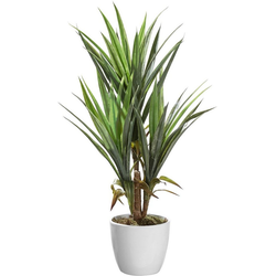 Kunstpalme Palme Kunstpflanze, Creativ green, Höhe 70 cm