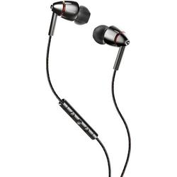 1more E1010 Quad Driver HiFi In Ear Kopfhörer In Ear Headset, Lautstärkeregelung Schwarz
