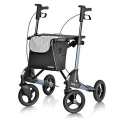 Topro Rollator Troja 2G M Premium dunkelgrau