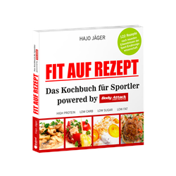Body Attack Nutrition® Sports Nutrition Fit auf Rezept Body Attack Nutrition® -