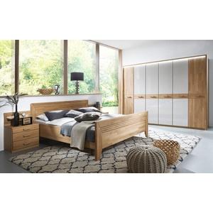 Rauch orange Schlafzimmer Vivien in Wildeiche natur Nachbildung/champagner