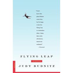 Flying Leap als Taschenbuch von Judy Budnitz