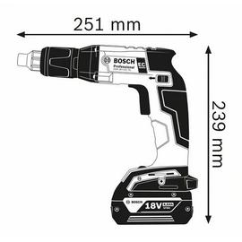 Bosch GSR 18 V-EC TE Professional ohne Akku + L-Boxx 06019C8004
