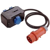 as - Schwabe 60527 60527 CEE Adapter 16A 400V