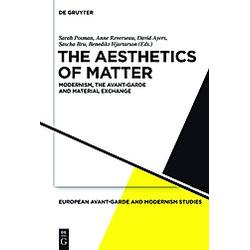 The Aesthetics of Matter - Buch
