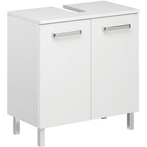 Pelipal Waschbeckenunterschrank 60 cm Wiesbaden Weiß