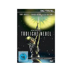 Tödliche Nebel DVD