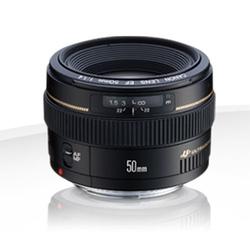 Canon EF 50mm 1:1,4 USM Objektiv - 58 mm Filtergewinde