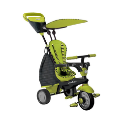 smarTrike® Dreirad Dreirad Glow, grün