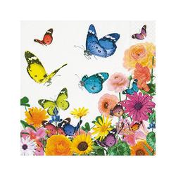 VBS Papierserviette Sommertag, 33 cm x 33 cm