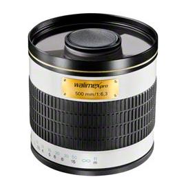 Walimex Spiegeltele 500mm F6,3 DX M42