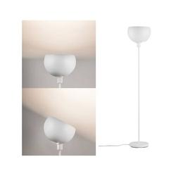 Paulmann Gambia 70928 Stehlampe LED E27 60W Weiß (matt)